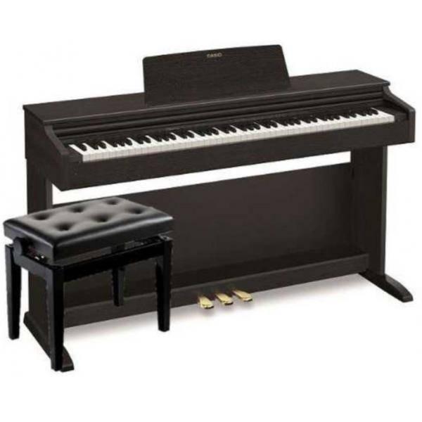 CASIO CELVIANO AP270 KIT PIANO DIGITAL NEGRO