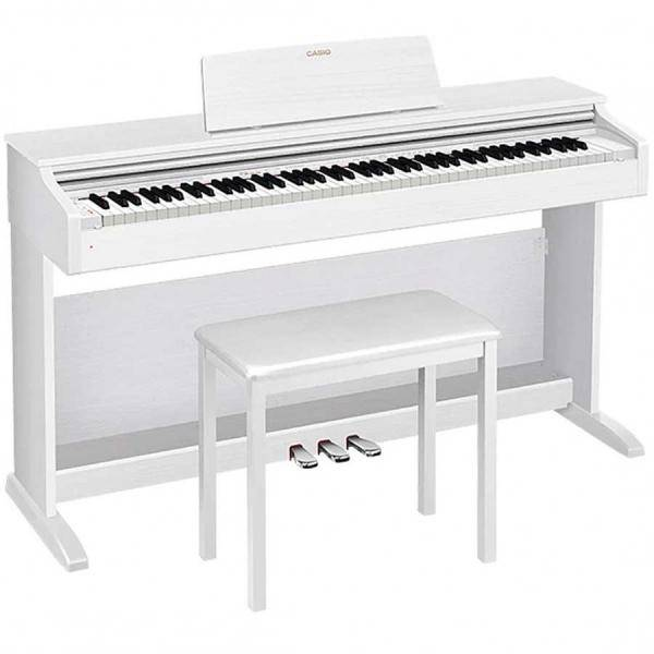 CASIO CELVIANO AP270 KIT PIANO DIGITAL BLANCO