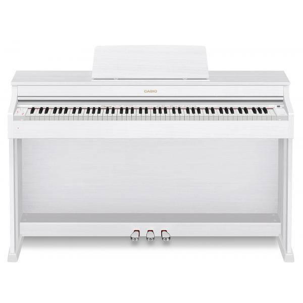 CASIO CELVIANO AP470 PIANO DIGITAL 88 TECLA BLANCO