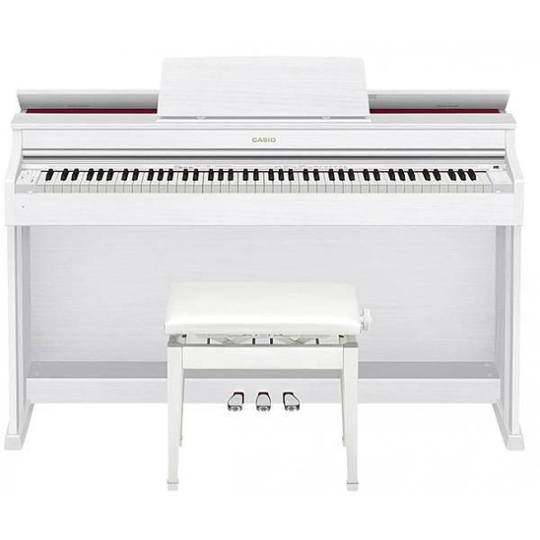 CASIO CELVIANO AP470 KIT PIANO DIGITAL BLANCO