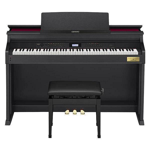 CASIO CELVIANO GRAND HYBRID AP710 PIANO DIGITAL BK