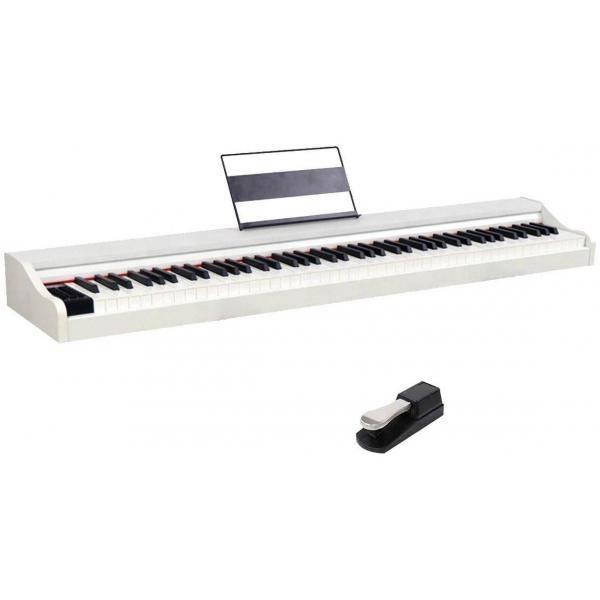 NEXT ST20 PIANO DIGITAL 88 TECLAS BLANCO