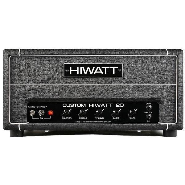 HIWATT CUSTOM 20 CABEZAL DE GUITARRA 20W