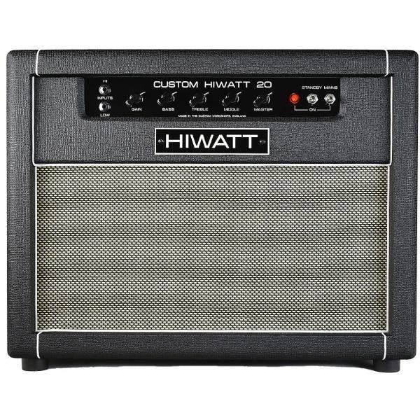"HIWATT CUSTOM 20 COMBO GUITARRA 2 X 10"" CELESTION"