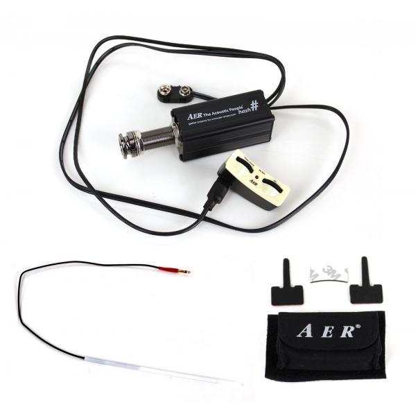 AER AK15PLUS PREAMPLIFICADOR GUIT ACÚSTICA/CLÁSICA