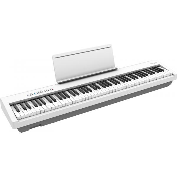 ROLAND FP30X PIANO DIGITAL 88 TECLAS BLANCO