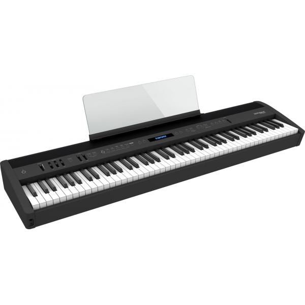 ROLAND FP60X PIANO DIGITAL 88 TECLAS NEGRO