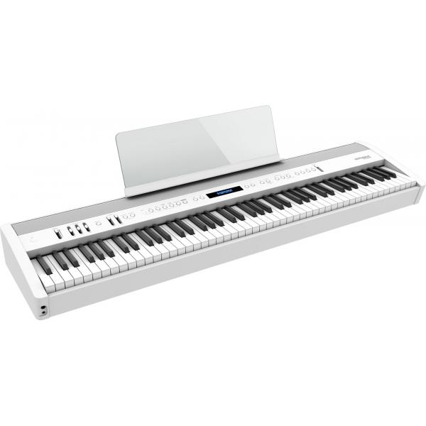 ROLAND FP60X PIANO DIGITAL 88 TECLAS BLANCO