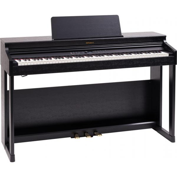 ROLAND RP701 PIANO DIGITAL 88 BK BANQUETA REGALO