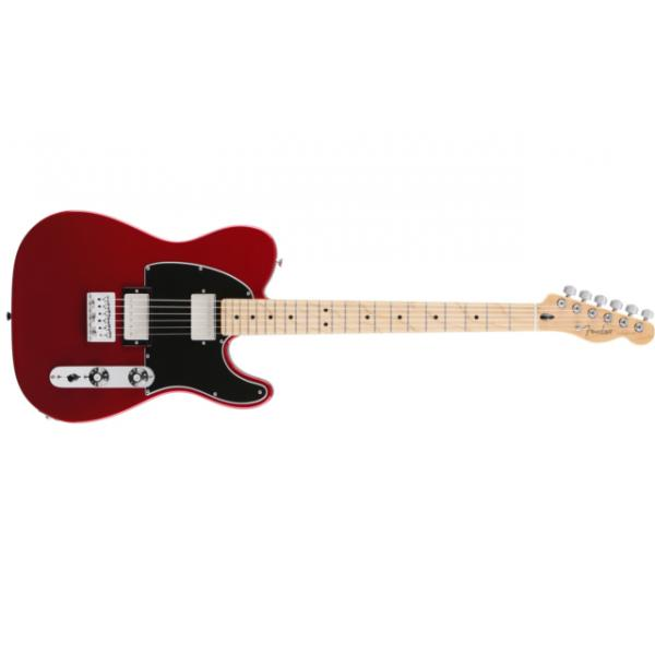 Blacktop™ Telecaster® HH, Maple CAR