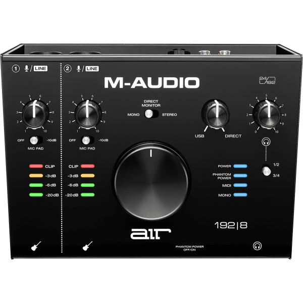 M-AUDIO AIR192X8 INTERFACE DE AUDIO