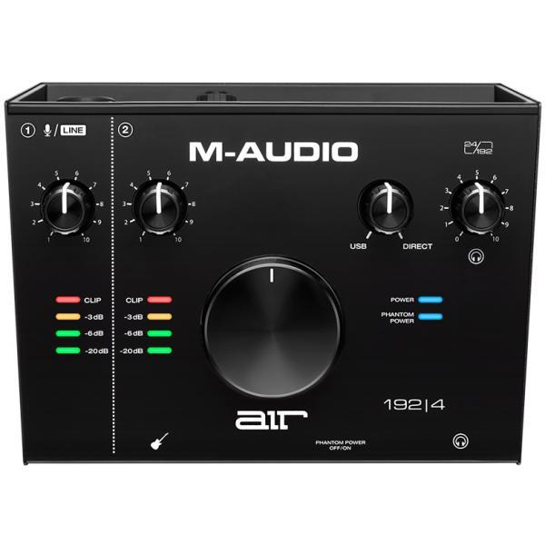 M-AUDIO AIR192X4 INTERFACE DE AUDIO