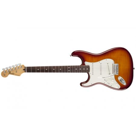 Standard Stratocaster® Plus Top Left-Handed, rw Fingerboard, Tob