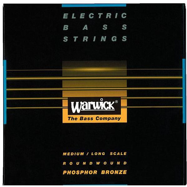 WARWICK 36200 CUERDAS BAJO ELÉCTRICO 45-105