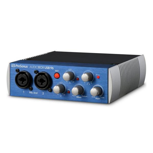 PRESONUS AUDIOBOX USB 96 INTERFACE DE AUDIO