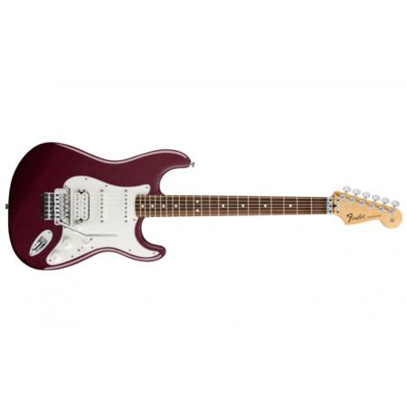 Fender Standard Strat HSS with Locking Tremolo, rw Fingerboard, Midnig