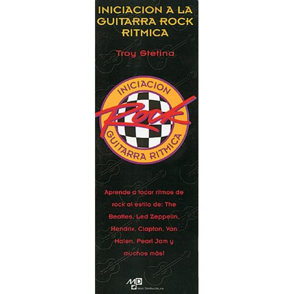 INICIACION A LA GUITARRA ROCK RITMICA STETINA TROY