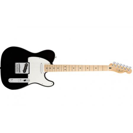 Standard Telecaster®, Maple Fingerboard, Black