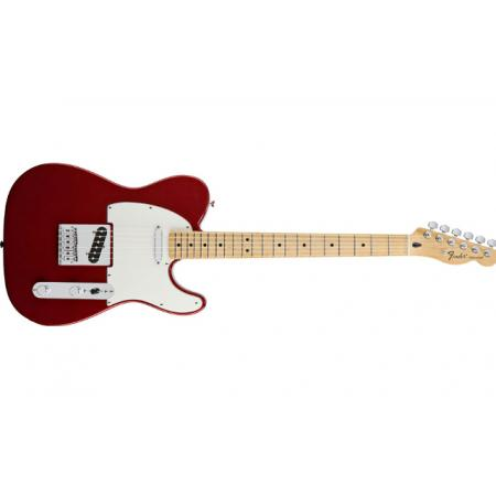 Standard Telecaster®, Maple Fingerboard, Candy Apple Red