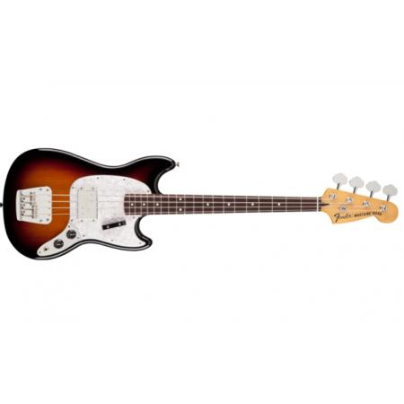 Bajo Fender Pawn Shop Mustang Bass 3ts