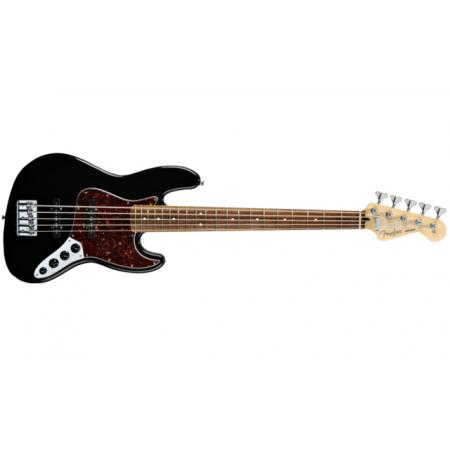 Bajo Fender Deluxe Active Jazz Bass V BK