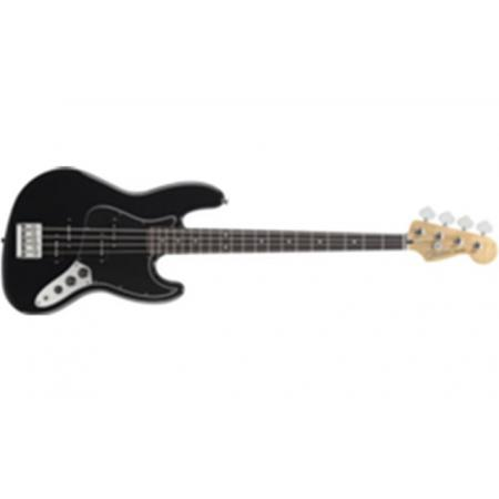 Fender Blacktop Jazz Bass Rosewood Fingerboard, Black