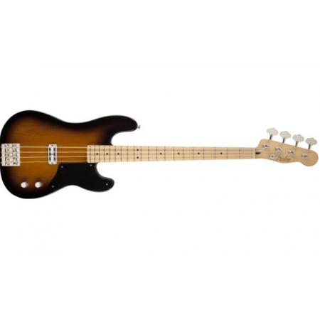 Fender Cabronita Precision Bass, Maple Fingerboard, 2-Colo