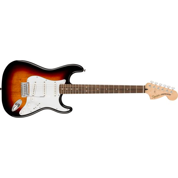 SQUIER AFFINITY STRATOCASTER GUIT ELÉC 3TS