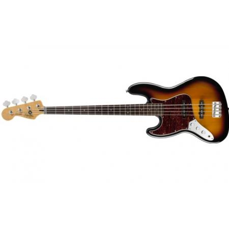 Bajo Squier Vintage Modified Jazz Bass® Left-Handed, Rosewood Fi