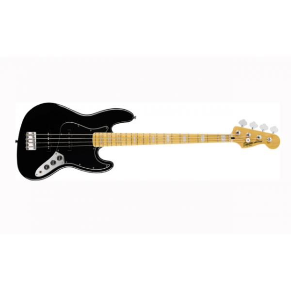 Bajo Squier Vintage Modified Jazz Bass® '77, Maple Fingerboard,