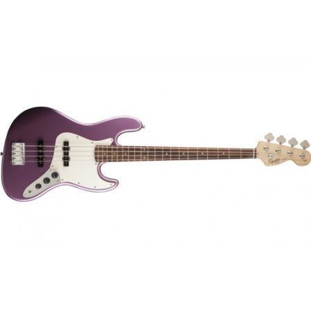 Bajo Squier Affinity Jazz Bass®, Rosewood Fingerboard, Burgundy