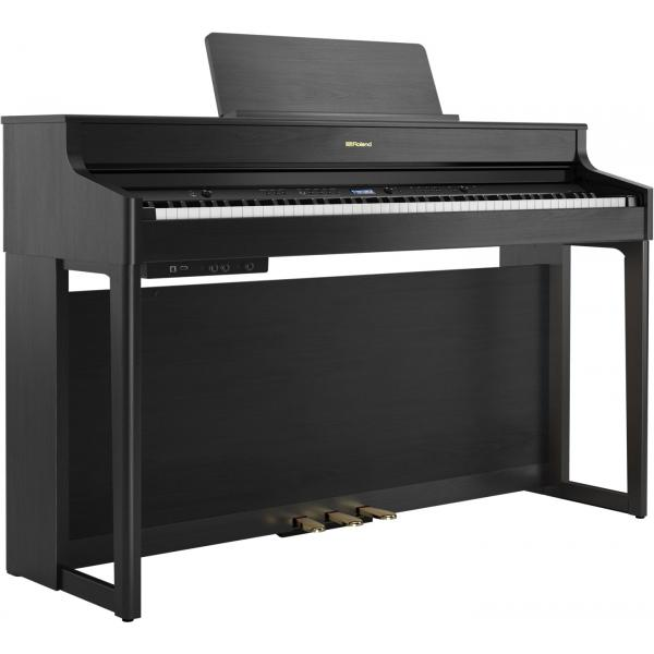 ROLAND HP702 PIANO DIGITAL 88 TECLAS CHARCOAL BK