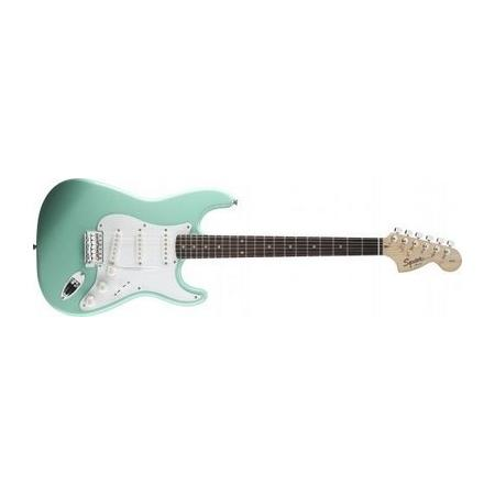SQUIER AFFINITY STRATOCASTER SURF GREEN GUIT. EL.