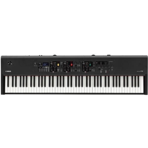 YAMAHA CP88 PIANO DIGITAL 88 TECLAS NEGRO