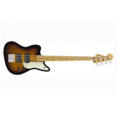Bajo Fender Pawn Shop Reverse Jaguar® Bass, Maple Fingerboard, 2