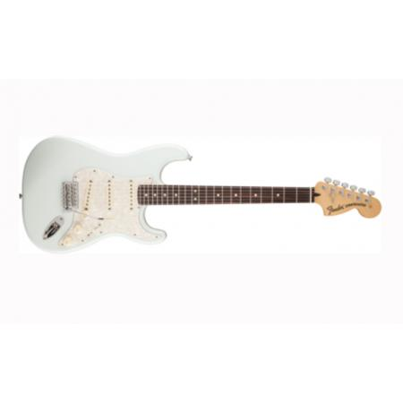 Deluxe Roadhouse™ Stratocaster®, RW Sonic Blue