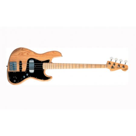 Fender Marcus Miller Jazz Bass, Maple Fingerboard, Natural