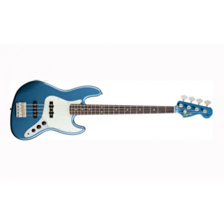 Fender Bajo Squier James Johnston Jazz Bass®, Rosewood Fingerboard, Lak
