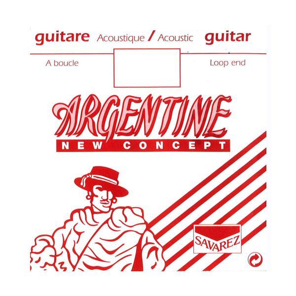 SAVAREZ ARGENTINE 1011 LAZO CUERDA ACÚSTICA 010