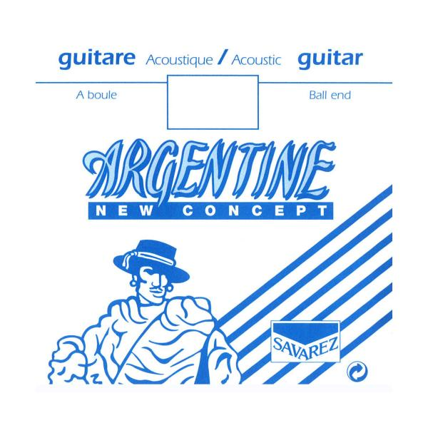 SAVAREZ ARGENTINE 1215 BOLA CUERDA ACÚSTICA 036