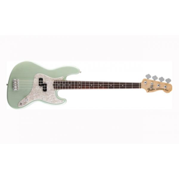Bajo Fender Mark Hoppus Jazz Bass®, Rosewood Fingerboard, Surf G