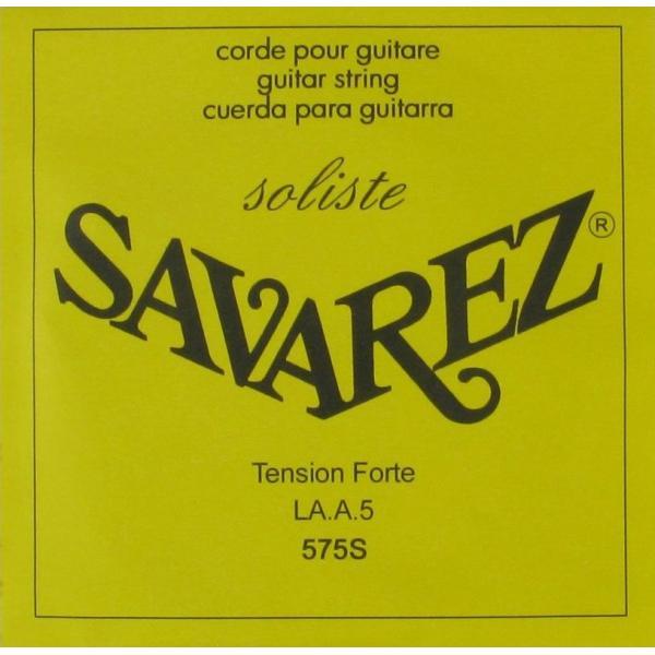 SAVAREZ 575S CRISTAL SOLISTE 5º CUERDA CLÁSICA