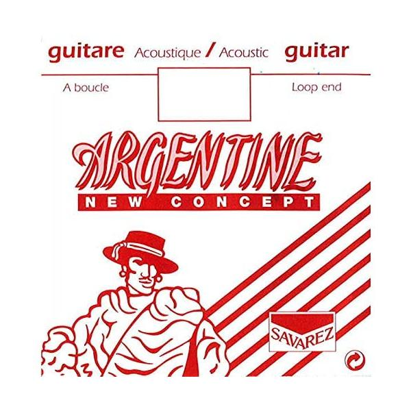 SAVAREZ ARGENTINE 1013MF LAZO CUERDA ACÚSTICA 023