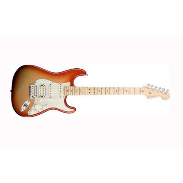 American Deluxe Stratocaster® HSS, Maple SM