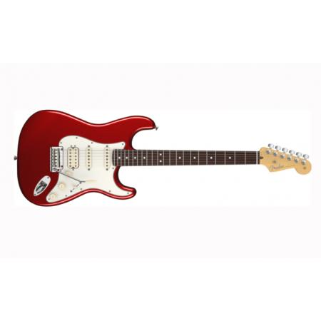 American Standard Stratocaster® HSS, RW Mystic Red