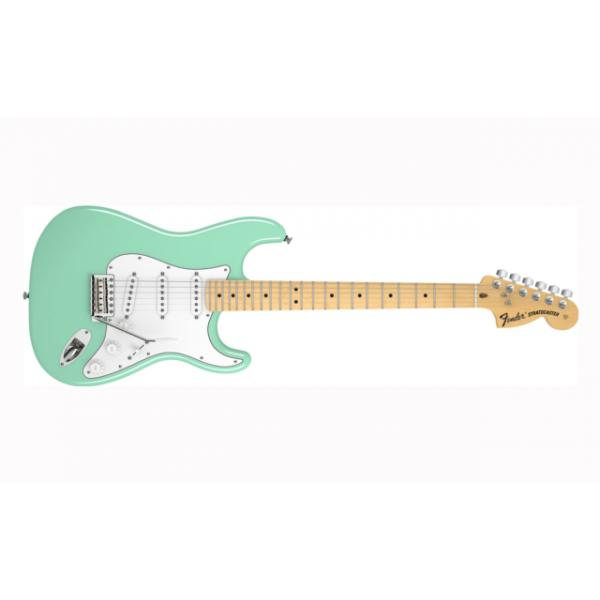 American Special Stratocaster®, Maple Fingerboard, Surf Green