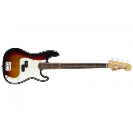 Fender American Special Precision Bass, Rosewood Fingerboard, 3-Color