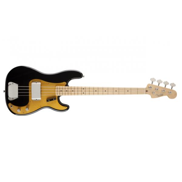 American Vintage '58 Precision Bass®, Maple Fingerboard, Black