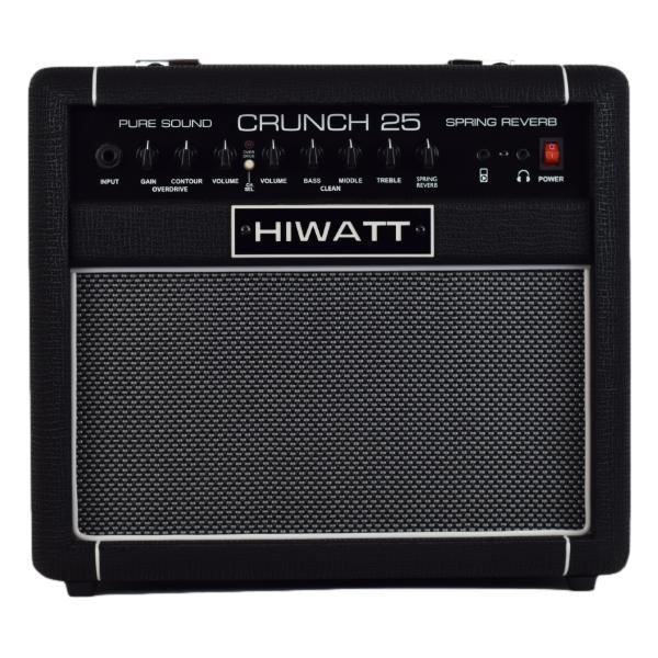 HIWATT CRUNCH 25R COMBO DE GUITARRA