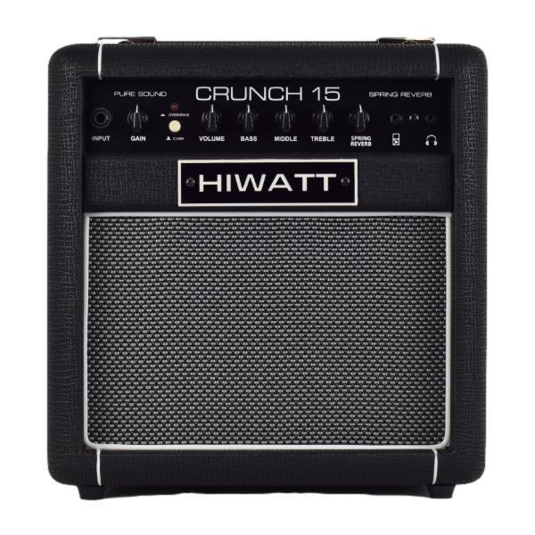 HIWATT CRUNCH 15R COMBO DE GUITARRA